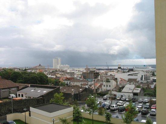 Sao Miguel Park Hotel: Vista da cidade