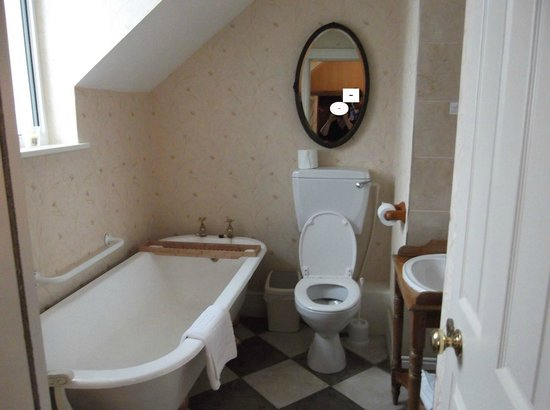 The Old Presbytery: Guest Bathroom, Old Presbytery, Kinsale