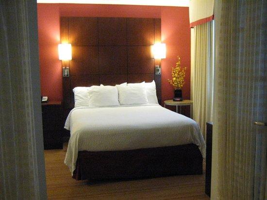 Residence Inn Nashville Brentwood: Bedroom #1