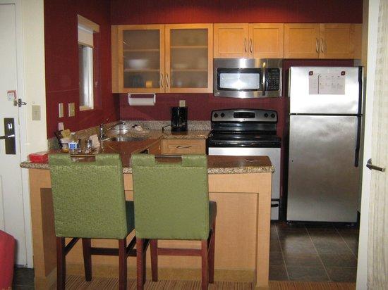 Residence Inn Nashville Brentwood: Kitchen