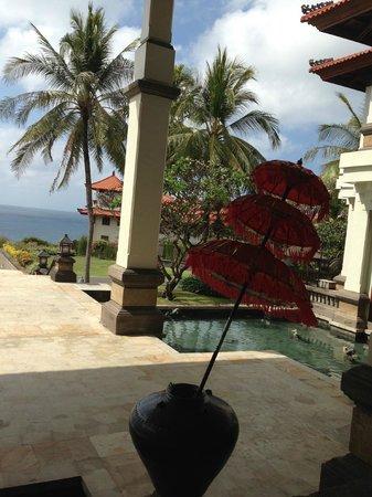 Hilton Bali Resort : Grands espaces