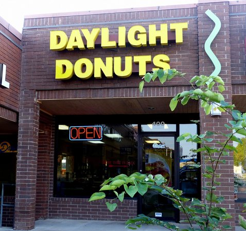 Daylight Donuts in Edmond, Oklahoma
