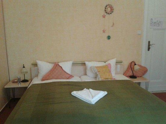 Hotel Pension Senta: Zimmer 9