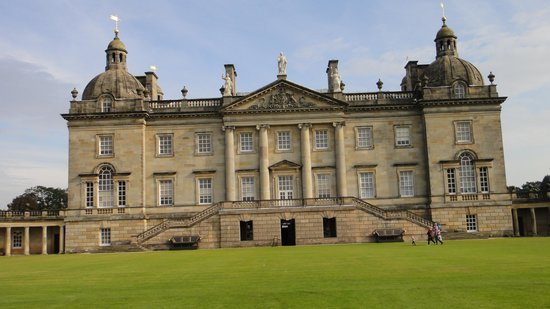 Houghton Hall main building