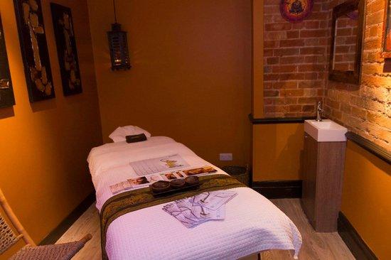Oceana Day Spa: Treatment Room -1