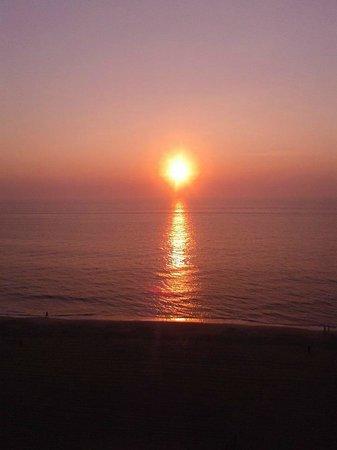Grand Hotel & Spa: Sunrise
