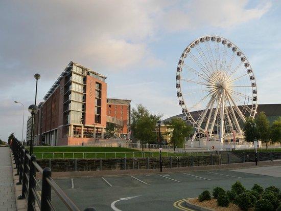 Jurys Inn Liverpool: Exterior hotel