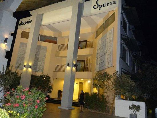 Sparsa Resort: Hotel