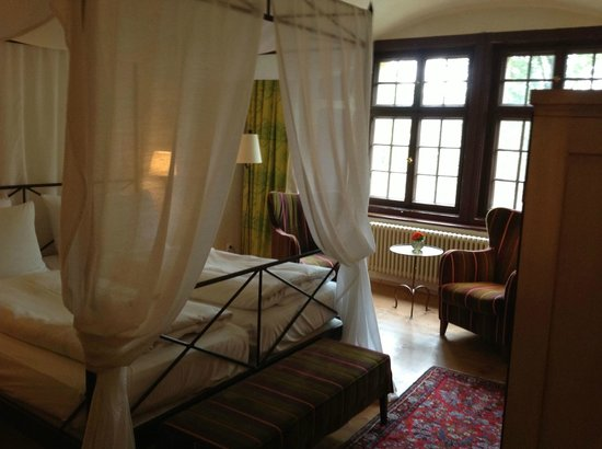 Hotel Burg Wernberg: Room #105