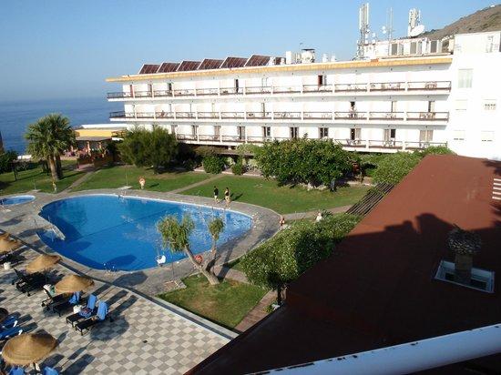 Best Western Hotel Salobreña: skøn pool