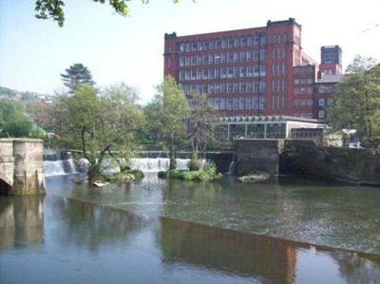 Derbyshire Heritage Walks: Belper MIll and the Horseshoe Weir