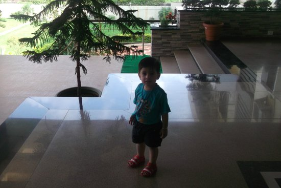 Hotel Mahendra Executive: Enternce