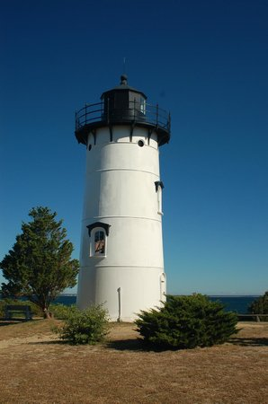 Martha's Vineyard Tours and Transportation: Lighthouse at East Chop