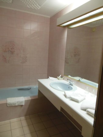 Vertige des Saveurs : Salle de bain