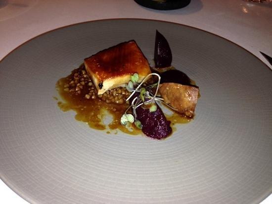Winteringham Fields: delicious main course
