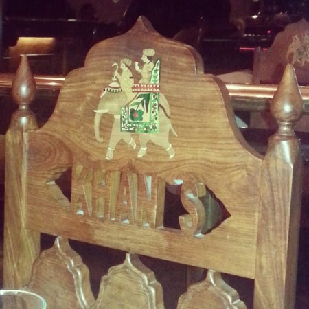 Khans: Carved Chairs