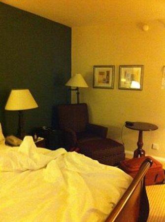 Sheraton Skyline Hotel London Heathrow : Room view 1