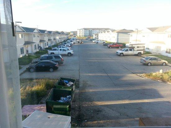 Howard Johnson Fort St. John: The View