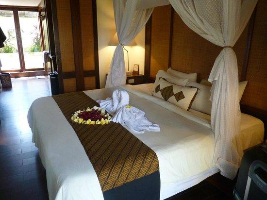 Novotel Bali Benoa: chambre beach cabana