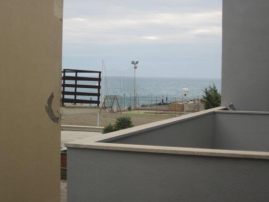 """Hotel - Ristorante """"Il Settebello"""" : View from my room"""
