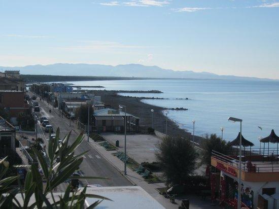 """Hotel - Ristorante """"Il Settebello"""" : View from the sun terrace"""