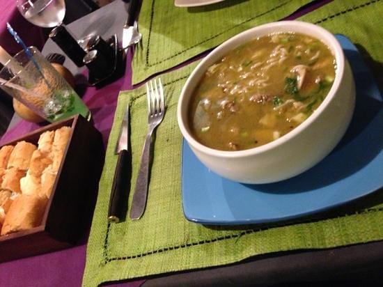 Hotel Green Park: soups de mine