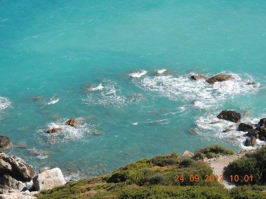 Hotel Punta : mare meraviglioso
