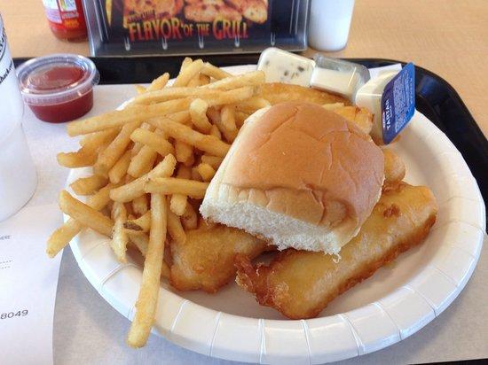 Chicken Shack: Really good