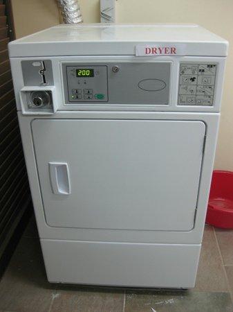 Elysso Hotel: ホテルの衣類乾燥機