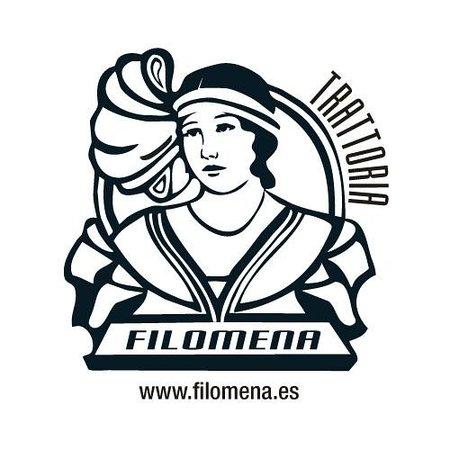 Trattoría Filomena: Logo empresa