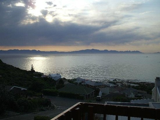 Simonsview: Sail loft view