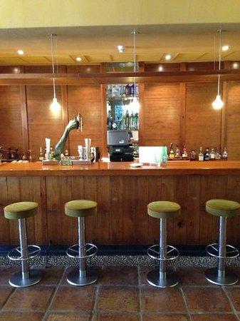 Hotel Fuerte Grazalema: bar