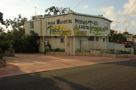 Hostal Tropical: From PR-475 km 0.1, very close to main RD PR-2