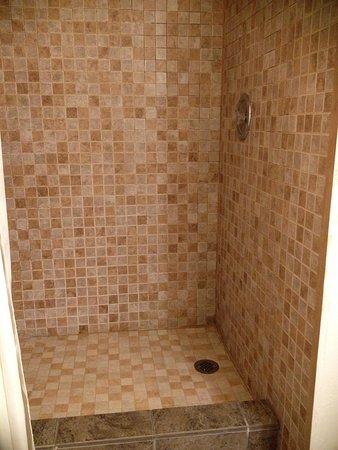 Americas Best Value Inn: Room #229 shower