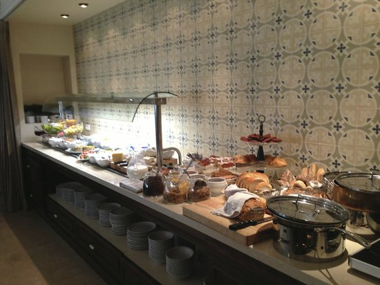 Arthur Hotel Jerusalem - an Atlas Boutique Hotel: buffet