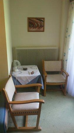 Garni Pension Menkens: Room