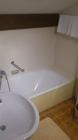 Garni Pension Menkens: Bathroom