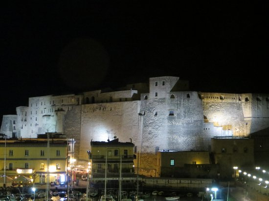 Grand Hotel Vesuvio : Night view from our balcony