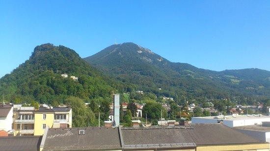 MEININGER Hotel Salzburg City Center: View from room