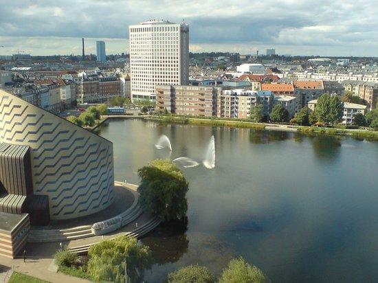 Scandic Copenhagen : God udsigt
