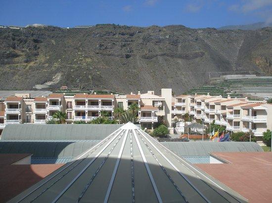 Sol La Palma Hotel: el hotel es enorme, tiene varios edificios