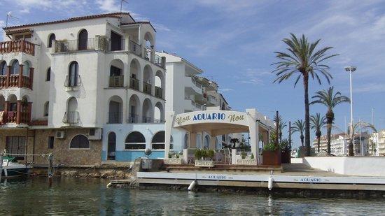 Restaurant Aquario Nou: My favorite restaurant