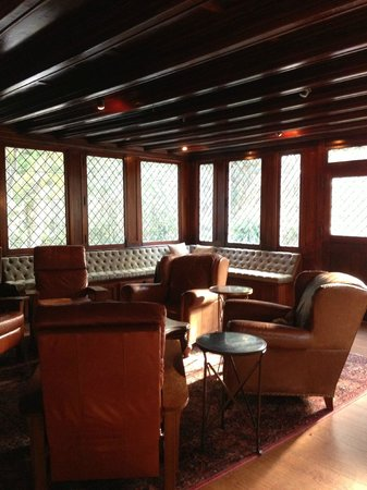 Rose Hill Estate : Club Room in the Main House