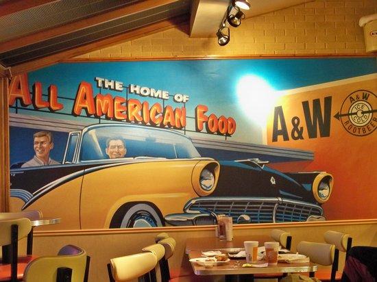 A&W Restaurant: What A Car!
