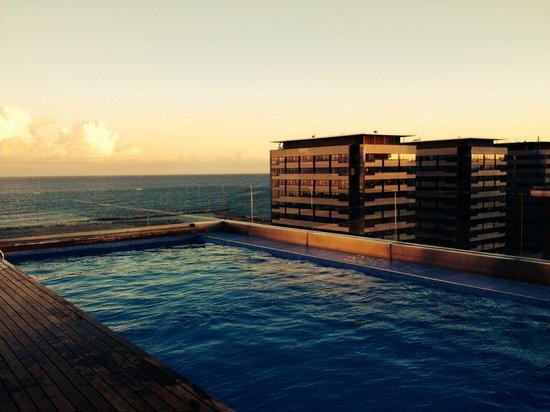 AC Hotel Barcelona Forum by Marriott : La piscine