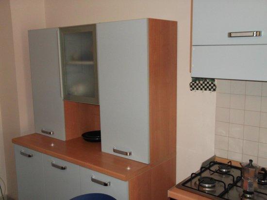 Hotel Residence II Conero 2: cucina