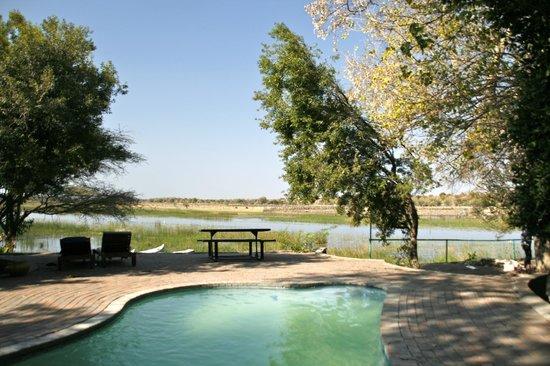 Island Safari Lodge: Pool