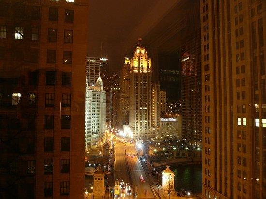 Comfort Suites Michigan Avenue / Loop : View from my room
