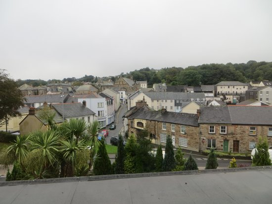 Westberry Hotel: Room with a view