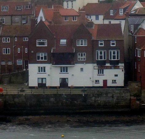 Duke Of York from across river